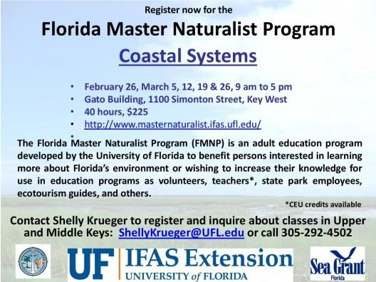 Florida Master Naturalist Program: Coastal Systems - Reef Relief